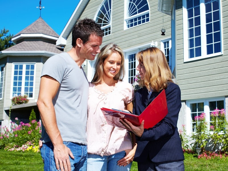 How do you define the price of a property?